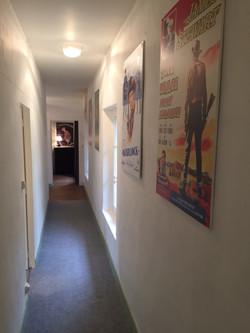 Relais du Château Couloir Etage 1