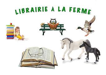 """Marie-Frnaçoise Chevallier Le Page et sa """"Librairie à la ferme"""""""