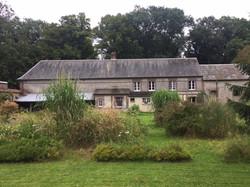 Relais du Château Vue du jardin