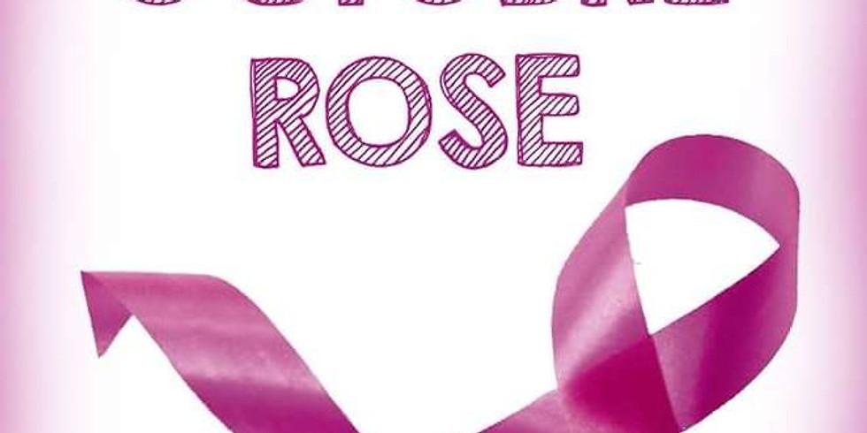 DIEPPE WEEK END ROSE POUR TADDEUZ, MAMYSHÂ ET 'LA VEUVE K'