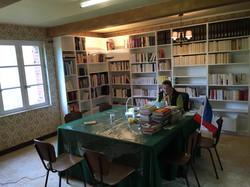 Ménerval Librairie à la Fer