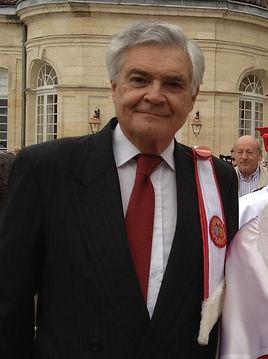 Marie-Françoise Chevallier Le Page Commandeur de la Confrérie des Chevaliers du TAstevin.