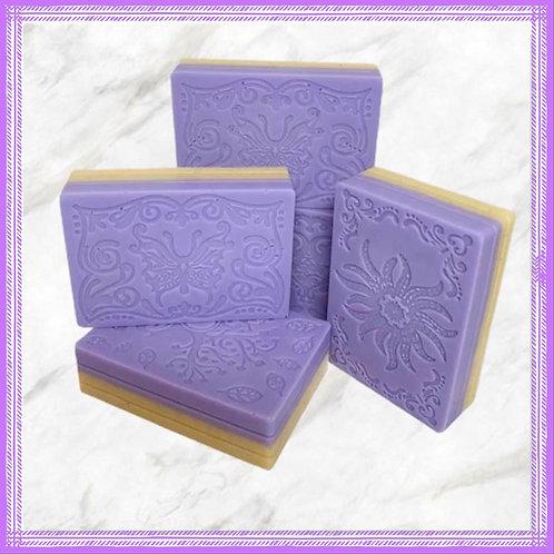 Lavender & Chamomile Solid Shampoo Bar