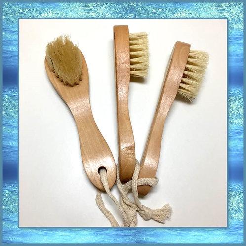 Face (& body) Scrub Brush