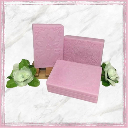 Precious Rose Solid Shampoo Bar