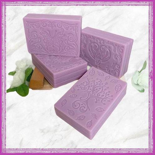 Amethyst Solid Shampoo Bar