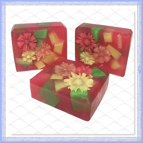 Butterfly Blossoms Soap