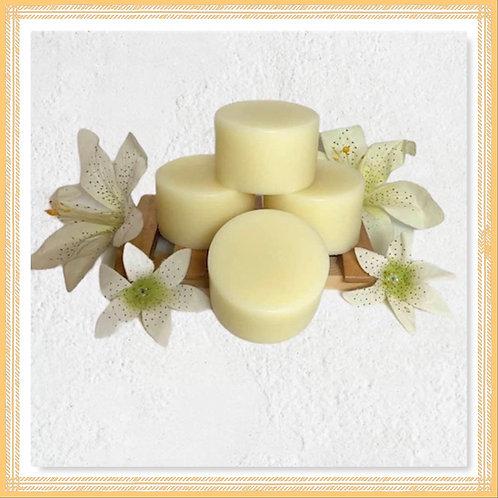 Warm Vanilla Solid Hair Conditioning Bar
