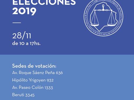 Elecciones 2019