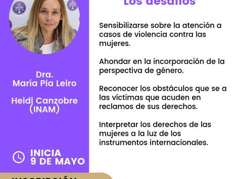 """Curso """"Mujeres en Situación de Violencia"""""""