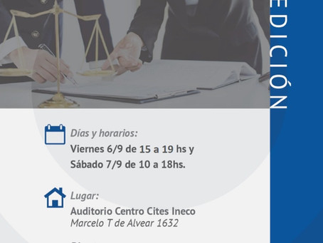 Workshop: Neurociencias Jurídicas