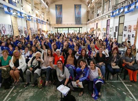 Encuentro Federal de Mujeres Judiciales
