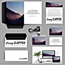 Charte graphique Alpine Com'