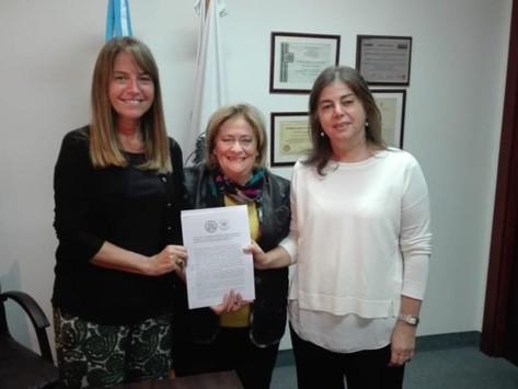 Convenio con la Asociación Argentina de Profesores de Derecho Procesal Penal