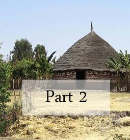 bringing washable reusable feminine menstrual hygiene products to girls in Ethiopia