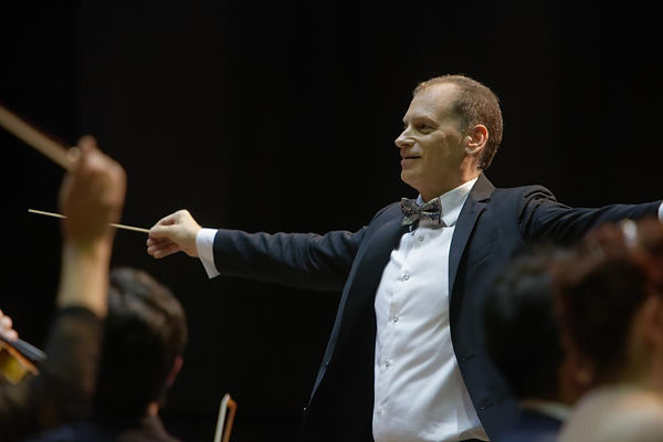 Gregory Buchalter, Conductor
