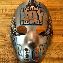 Platinum Boy Records Mask