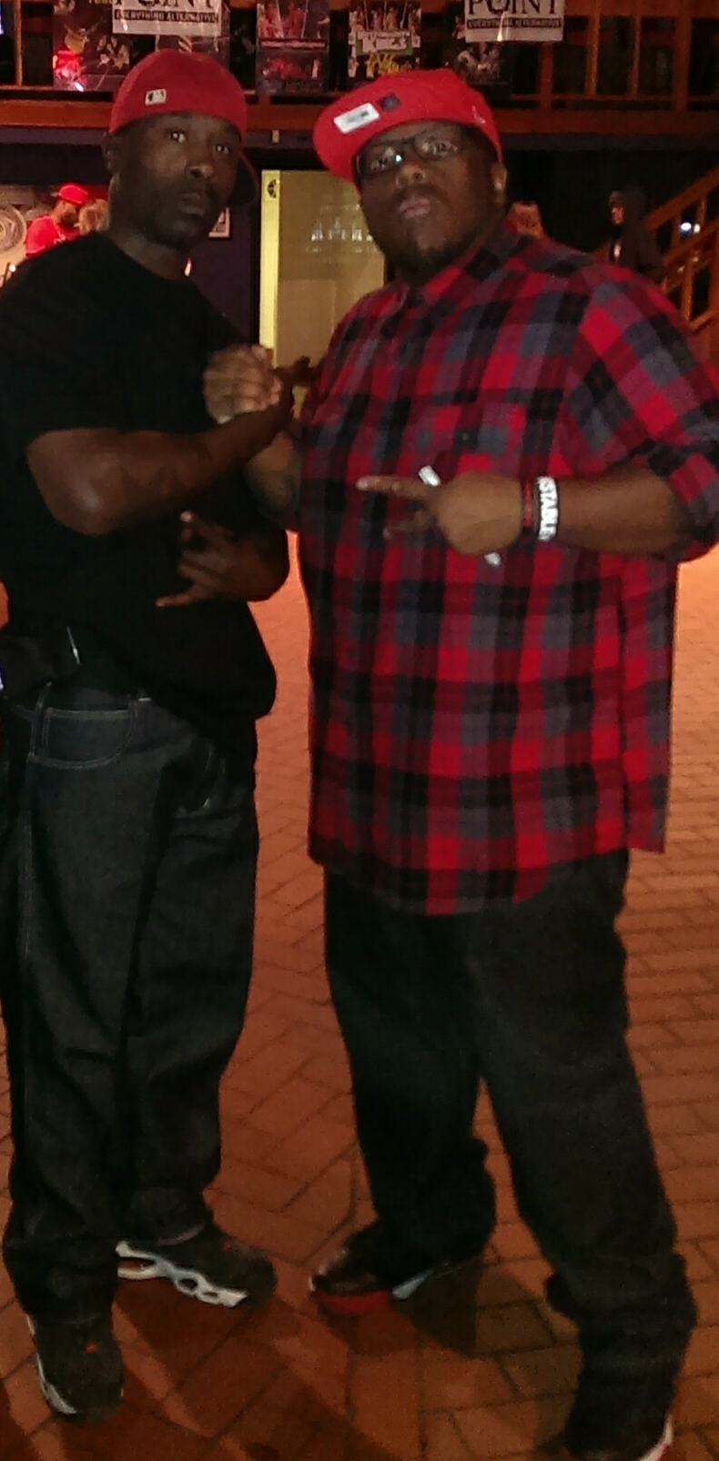 Train Wrecka and Krizz Kaliko