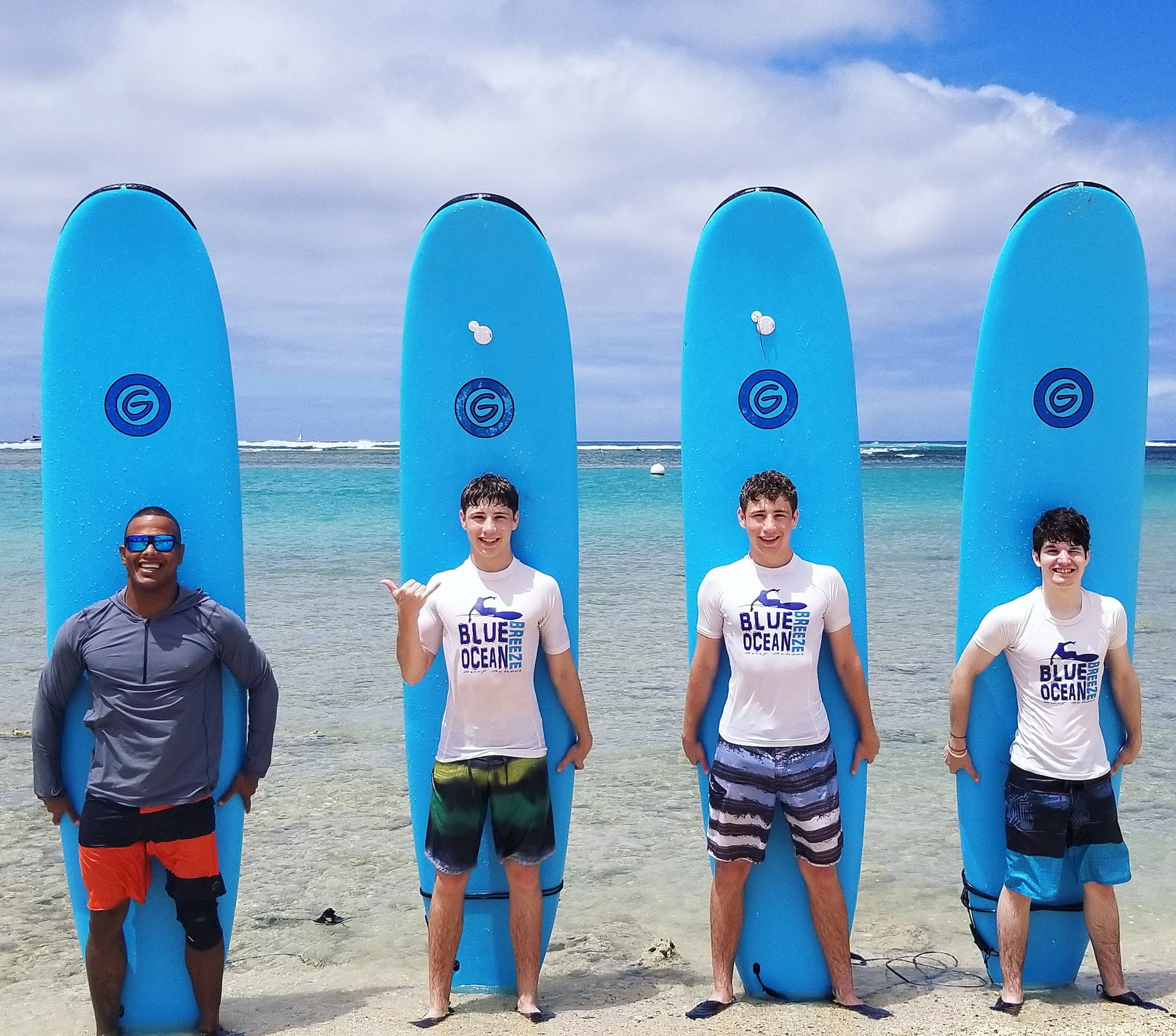 Blue Ocean Breeze Surf School