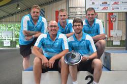 2. Platz Bayernliga