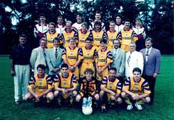 Aufstieg Kreisliga 1997