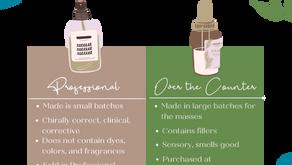 Professional Skincare vs.Over the Counter
