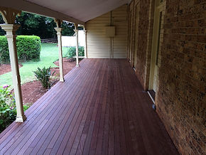 Deck Repairs Toowoomba