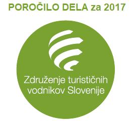 Poročilo dela ZTVS za 2017