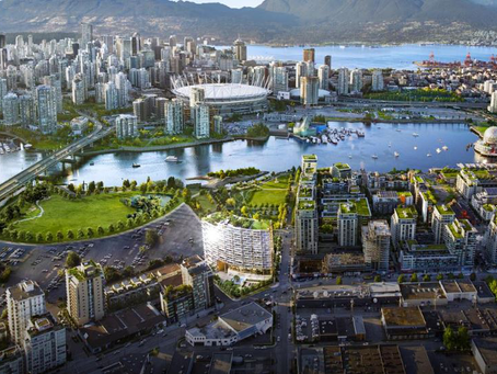 Unique Villages to Visit in Canada: Olympic Village, Vancouver, BC