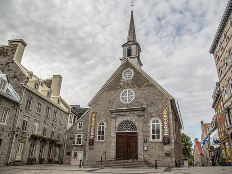 Unique Cities to Visit in Canada: Old Quebec City, Quebec