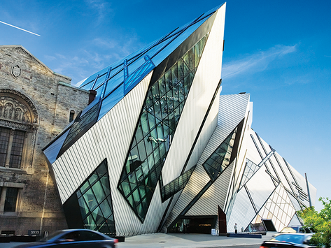 Our Top 5 Favourite Buildings in Canada (…That we did not design)