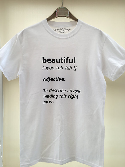 Beautiful definition T- Shirt Long sleeve available