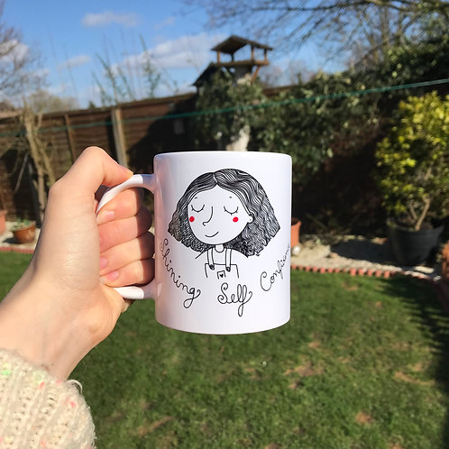 Shining Self Confidence Mug