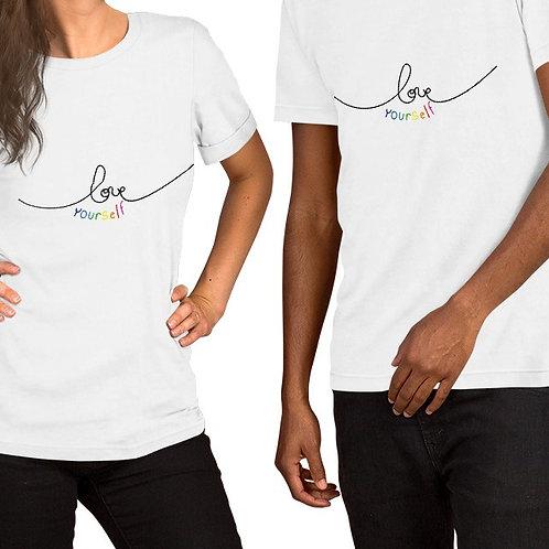 Love Yourself Minimalist Shirt