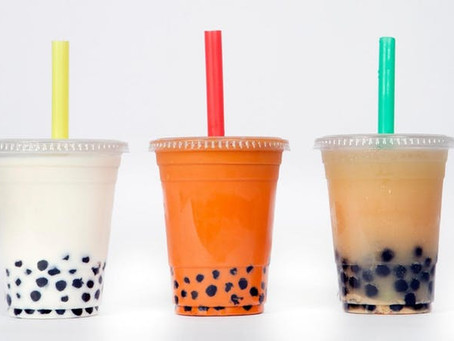 Bubble Tea Battle!