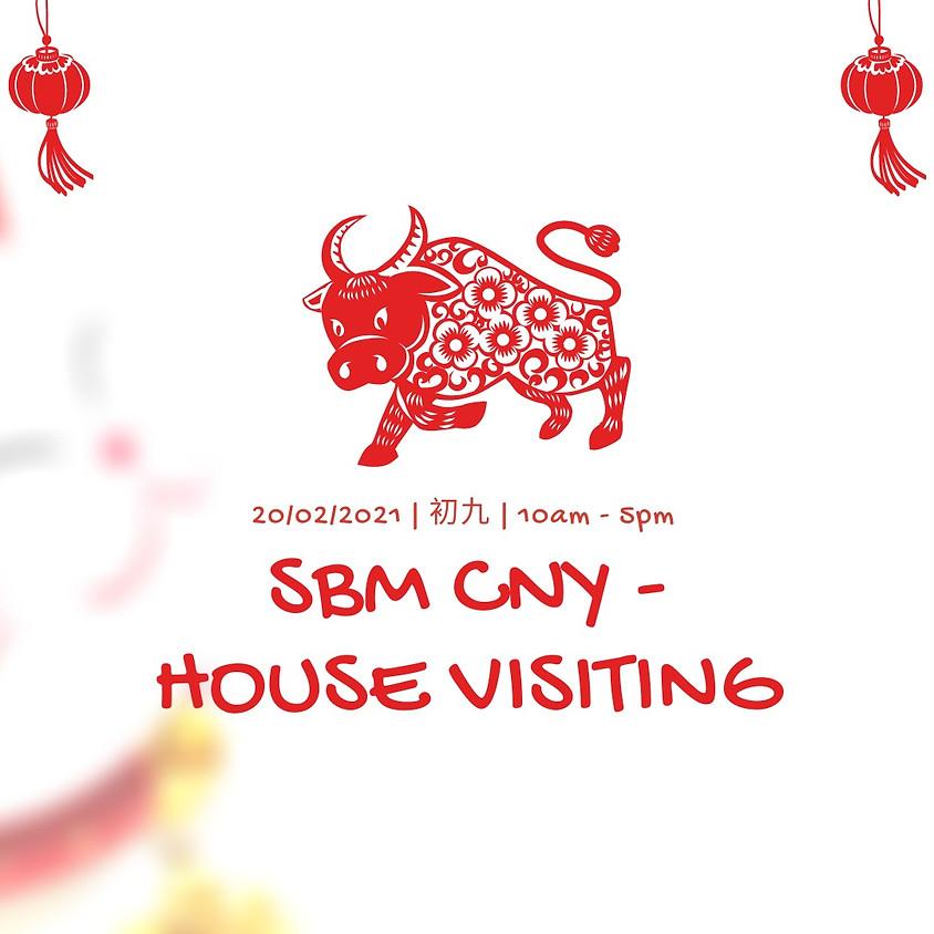 SBMY Presents : CNY House Visiting