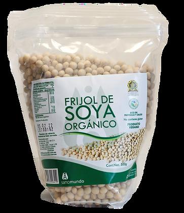 3.5 Kg de frijol de soya Orgánico e importado