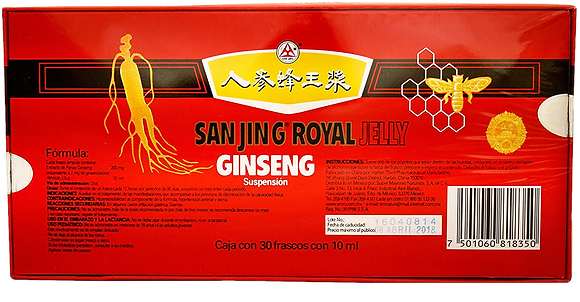 San Jing Royal Jelly