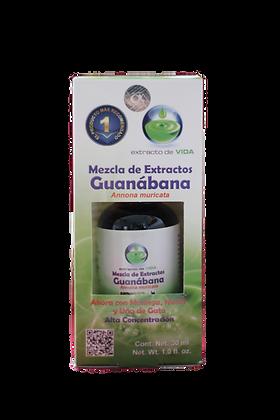 Mezcla de Extractos Guanábana