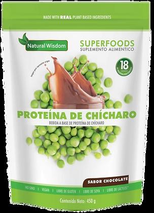 Proteína de Chícharo