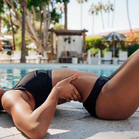 Jenna Bricher Swim