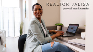 NOT YOUR AVERAGE REAL ESTATE HEADSHOTS