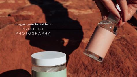 VIBIN' ARIZONA PRODUCT PHOTOGRAPHY