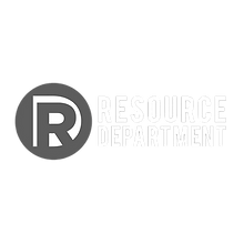 Resource-Departmen_Logo_bw_on_transparen