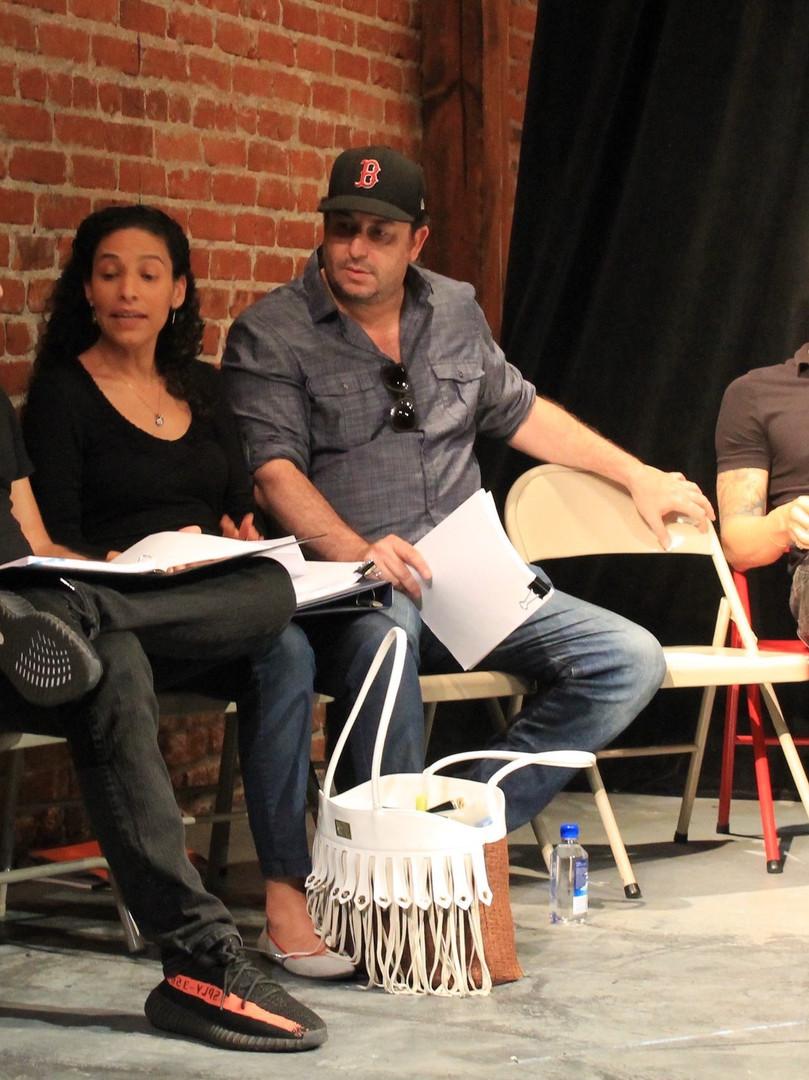 Adam Ray, Michele Moreno, Mike Faverman & Scotty Tavor