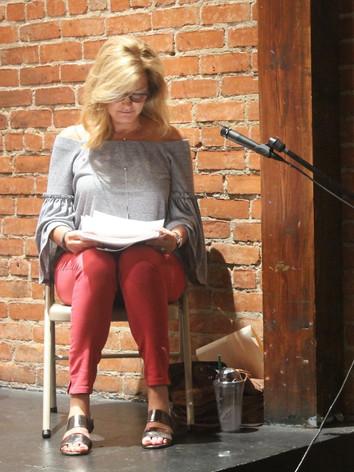 The Reader Sally Shamrell