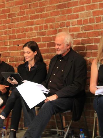 James, Elea, Bart, Sally