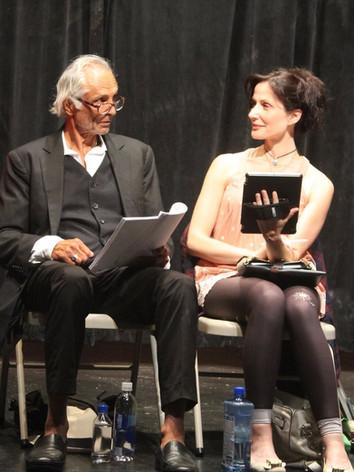 Rob  Miano & Elea Oberon