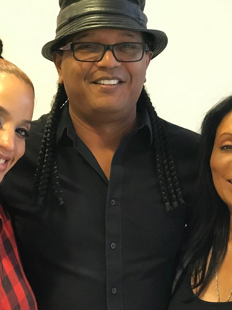 Dascha Polanco, Franc. Reyes and Wanda De Jesus