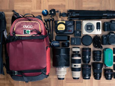 Fototrip Island - Was war in meiner Tasche?
